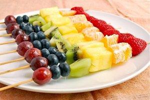 نکات تغذیه ای برای خوردن میوه