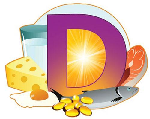 چربی سوزی و کاهش وزن با ویتامین D