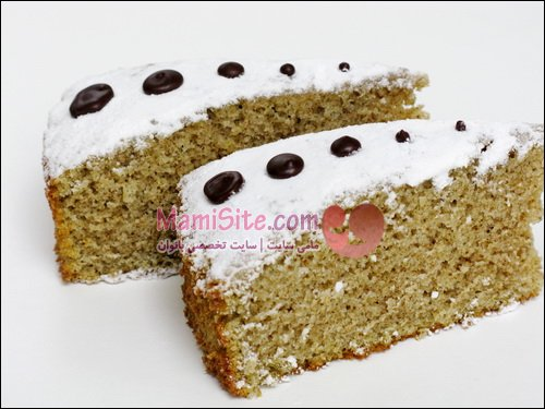 عکس چای با کیک
